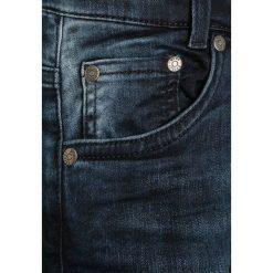 Blue Effect 5 POCKET ULTRA STRETCH Jeans Skinny Fit blue denim. Szare jeansy męskie relaxed fit marki Blue Effect, z bawełny. Za 169,00 zł.