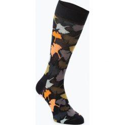 Happy Socks - Skarpety męskie, niebieski. Niebieskie skarpetki męskie marki Happy Socks, w kolorowe wzory. Za 39,95 zł.