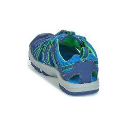 Sandały sportowe Dziecko  Teva  MANATEE. Niebieskie buty sportowe chłopięce Teva. Za 167,30 zł.
