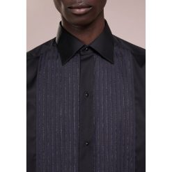 Eton Koszula black. Czarne koszule męskie na spinki Eton, m, z bawełny. Za 759,00 zł.