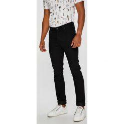 Lee - Jeansy Rider. Czarne jeansy męskie slim Lee, z bawełny. Za 399,90 zł.