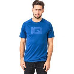 IQ Koszulka Simet Monaco Blue/Black r. M. Szare koszulki sportowe męskie marki IQ, l. Za 34,04 zł.