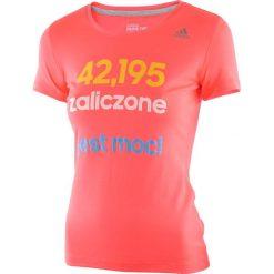 Bluzki sportowe damskie: koszulka sportowa damska ADIDAS MARATON AIS PRIME TEE / AB4091
