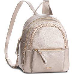 Plecak LIU JO - M Backpack Ceresio N68052 E0033 Gold 00529. Żółte plecaki damskie Liu Jo, ze skóry ekologicznej. Za 649,00 zł.