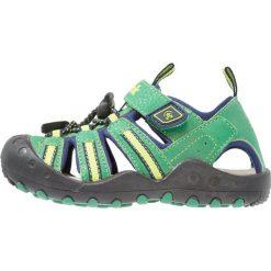 Sandały chłopięce: Kamik CRAB Sandały trekkingowe green