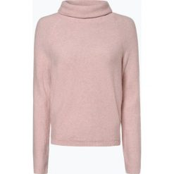 Opus - Sweter damski z dodatkiem alpaki – Pekita race, różowy. Czerwone golfy damskie Opus. Za 419,95 zł.