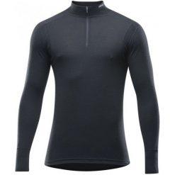 Devold Koszulka Męska Hiking Man Half Zip Neck Black M. Czarne koszulki turystyczne męskie Devold, l, z wełny. Za 309,00 zł.