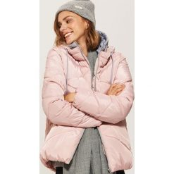 Pikowana kurtka - Różowy. Czerwone kurtki damskie pikowane marki House, l. Za 159,99 zł.