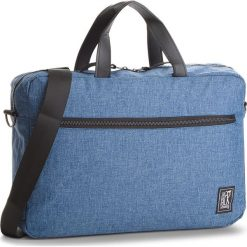 Torba na laptopa THE PACK SOCIETY - 999CMM732.27 Niebieski. Niebieskie torby na laptopa The Pack Society, z materiału. W wyprzedaży za 179,00 zł.
