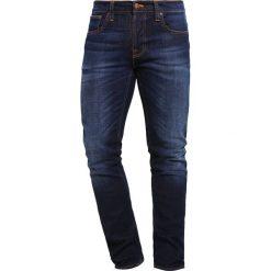 Spodnie męskie: Nudie Jeans GRIM TIM Jeansy Slim Fit dark sparkles