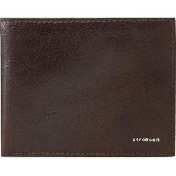 Portfele męskie: Duży Portfel Męski STRELLSON – Billfold H8 4010001301 D.Brown 702