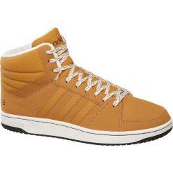 Buty męskie adidas Hoops Vs Mid adidas brązowe. Czarne buty sportowe męskie marki Nike, z materiału, nike tanjun. Za 279,90 zł.