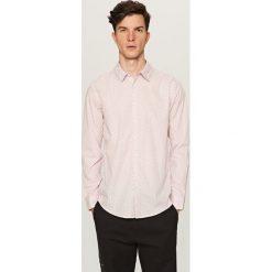 Koszula we wzory - Różowy. Czerwone koszule męskie Reserved. Za 49,99 zł.