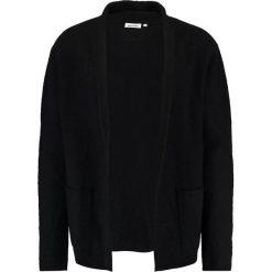 Swetry rozpinane męskie: Weekday JAB Kardigan black
