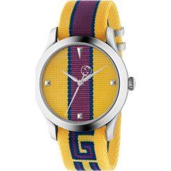 ZEGAREK GUCCI YA1264069. Białe zegarki męskie GUCCI. Za 3790,00 zł.
