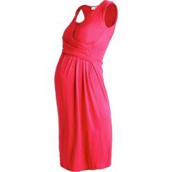 Sukienki hiszpanki: Envie de Fraise DIVINE Sukienka z dżerseju red strawberry