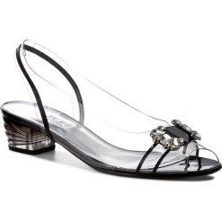 Rzymianki damskie: Sandały AZURÉE – Naon 84NC Vernis Noir 01