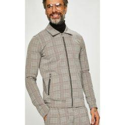 Premium by Jack&Jones - Bluza. Brązowe bluzy męskie rozpinane marki SOLOGNAC, m, z elastanu. Za 259,90 zł.