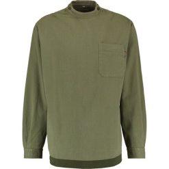 Koszule męskie na spinki: Sasta PAHTAPAITA Koszula military olive