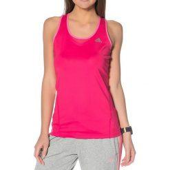 Topy sportowe damskie: Top w kolorze różowym