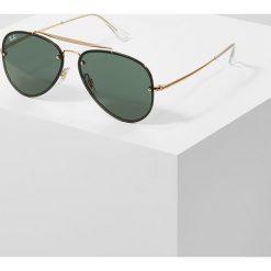 RayBan Okulary przeciwsłoneczne goldcoloured. Żółte okulary przeciwsłoneczne damskie lenonki Ray-Ban. Za 699,00 zł.