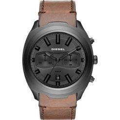 Diesel - Zegarek DZ4491. Czarne zegarki męskie marki Fossil, szklane. Za 1199,00 zł.