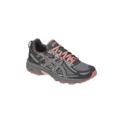 Buty do biegania Asics  GEL VENTURE 6 GS C744N 9796. Czarne buty do biegania damskie marki Asics. Za 272,63 zł.