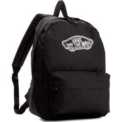 Plecak VANS - Realm Backpack VN000NZ0BLK Black 467. Czarne plecaki męskie Vans, sportowe. Za 119,00 zł.