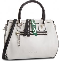 Torebka MONNARI - BAGB920-019 Grey. Szare torebki klasyczne damskie Monnari, ze skóry ekologicznej, duże. W wyprzedaży za 209,00 zł.