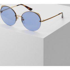 VOGUE Eyewear Okulary przeciwsłoneczne goldcoloured. Żółte okulary przeciwsłoneczne damskie lenonki VOGUE Eyewear. Za 429,00 zł.