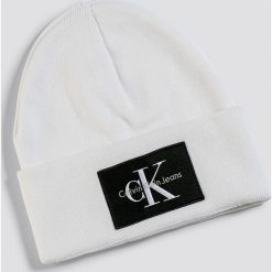 Akcesoria damskie: Calvin Klein Czapka Re-Issue SP W - White