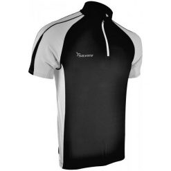 Koszulki sportowe męskie: Silvini Koszulka Rowerowa Erro md607 Black L