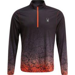 Koszulki sportowe męskie: Spyder LIMITLESS ZIP DRY WEB Koszulka sportowa burst/crackle