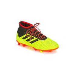 Buty do piłki nożnej adidas  PREDATOR 18.2 FG. Żółte buty skate męskie Adidas, do piłki nożnej. Za 602,10 zł.