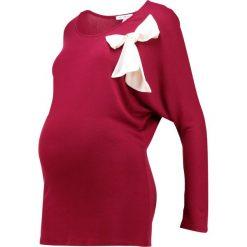 Bluzki asymetryczne: Envie de Fraise ILIAS  Bluzka z długim rękawem grape
