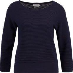 Swetry klasyczne damskie: Betty & Co Sweter dark sapphire