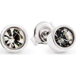 Biżuteria i zegarki: Wyjątkowe Srebrne Kolczyki - srebro 925