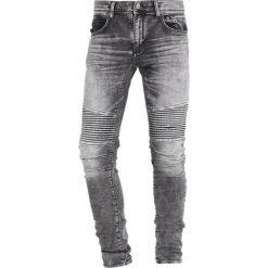 Jeansy męskie regular: Antony Morato Jeans Skinny Fit nero