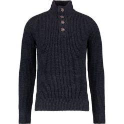 Swetry klasyczne męskie: Burton Menswear London Sweter navy