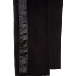 Chinosy chłopięce: Benetton TROUSERS Spodnie materiałowe black