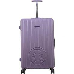 Walizki: Walizka w kolorze fioletowym – (S)46 x (W)75 x (G)31 cm