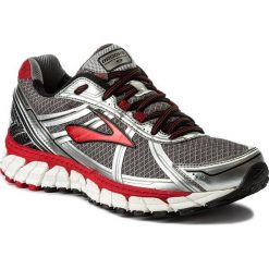 Buty do biegania męskie: Buty BROOKS - Defyance 9 110214 1B 090 Charcoal/Silver/High Risk Red