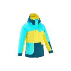 Kurtka narciarska FREE 500. Niebieskie kurtki męskie marki WED'ZE, m. W wyprzedaży za 119,99 zł.