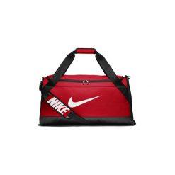 Torby sportowe Nike  Brasilia Tr Duffel Bag M BA5334-657. Czerwone torby podróżne Nike. Za 119,99 zł.
