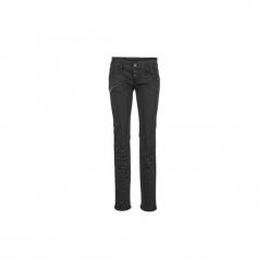 Jeansy straight leg Freeman T.Porter  AMELIE EROL STRETCH. Niebieskie jeansy damskie marki Freeman T. Porter. Za 349,00 zł.