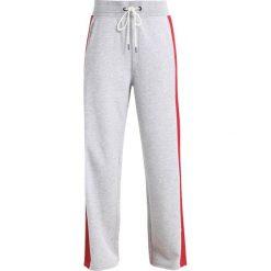 GStar LAJLA PANT  Spodnie treningowe grey heather. Szare spodnie sportowe damskie marki G-Star, l, z bawełny. Za 419,00 zł.