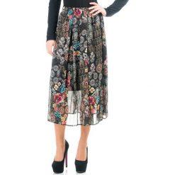 Spódniczki: Spódnica w kolorze czarnym