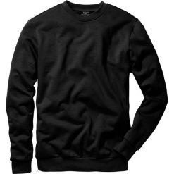 Bluza dresowa bonprix czarny. Czarne bejsbolówki męskie bonprix, l, z dresówki. Za 44,99 zł.