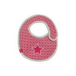 Lässig  Śliniaczek Starlight Magenta - różowy/pink. Czerwone śliniaki Lässig, z bawełny. Za 21,00 zł.