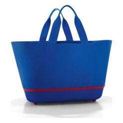 Torba Shoppingbasket Royal Blue. Niebieskie torby na laptopa marki Reisenthel. Za 159,00 zł.